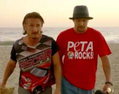 WATCH: Sean Penn, Kid Rock Star in Wacky Video Spoofing Political Divide
