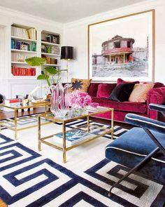 pretty colours with navy interior+design+ideas_belle+maison+blog.jpg 600×750 pixels