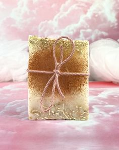 Baby Shower Gifts For Guests, Wedding Favors For Guests, Wedding Ideas, Ivory Soap, Soap Favors, Handmade Market, Pink Accents, Rose Gold Glitter, Baby Shower Decorations
