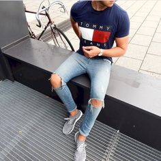 55 Cool Skinny Ripped Jeans for Men that Must You Have fasbest.com/...