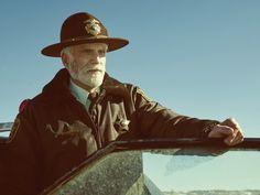 "Ted Danson talks the second season of FX's ""Fargo."""