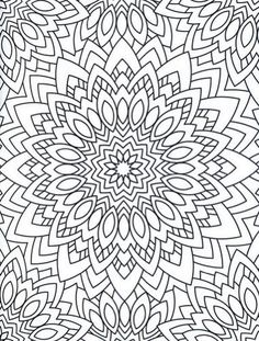 Coloring Pages for Adults Mandala. 30 Coloring Pages for Adults Mandala. Coloring Pages Mandala From Free Coloring Books for Adults Coloring Pages For Grown Ups, Pattern Coloring Pages, Printable Adult Coloring Pages, Adult Coloring Book Pages, Animal Coloring Pages, Coloring Pages For Kids, Coloring Pages To Print, Coloring Sheets, Mandalas Painting