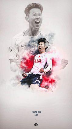 Soccer Art, Football Art, Sport Football, France Football, England Football, Tottenham Hotspur Wallpaper, Korea Soccer, Tottenham Football, Tottenham Hotspur Players