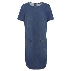 dámská móda, levné oblečení, smart, elegantní, šaty, styl, tunika, košilové šaty : F&F