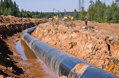 Attribution 2.0 Generic (CC BY 2.0) Author: NPCA Online, construction of a gas pipeline, 2007