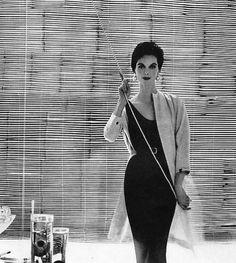 #Vintage Style, Model Anne St Marie, 1950s.