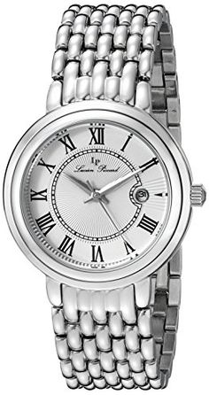 Women's Wrist Watches - Lucien Piccard Womens LP1653922S Fantasia Stainless Steel Watch -- Find out more about the great product at the image link.