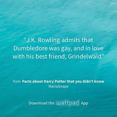 """I'm reading """"Facts about Harry Potter that you didn't know"""" on #Wattpad. http://w.tt/1xdmP28 #shortstory #quote"""