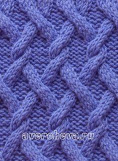 узор 507 - knitting stitch