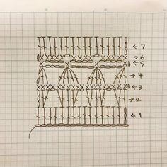 カップケーキの編み方。 - まいにち、てしごと。 Knitting, Crochet, Flower, Tricot, Breien, Stricken, Ganchillo, Weaving, Knits
