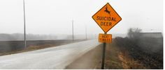 A new sign is causing drivers in Paxton, Illinois to slow down. (Image source: Will Brumleve/Paxton Record)