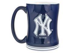 New York Yankees 15oz Relief Mug