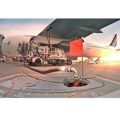 Operacin plataforma groung handling people found 227 images on air france b777 being refuelled piloteyes737 fandeluxe Images