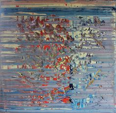 Abstract Art Painting by Harry Moody