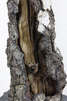 Skulpturen - Holzskulptur Innenleben - ein Designerstück von Skulptur-und-Bild bei DaWanda