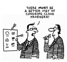 Jokes Apart! You should be really smart while choosing #Cloud Providers.