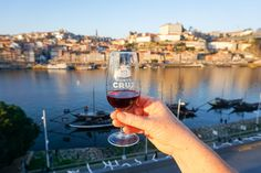 Where to go Port wine tasting in Porto? A guide to the Port wine cellars and Port wine tours, how to visit the cellars for wine tastings and everything you need to know about Port in Porto, from how it came to be there to the best rooftop port tasting location.