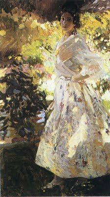 María vestida de labradora Valenciana                                                                                                                                                                                 Más