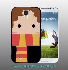 Hermione Granger - Harry Potter - For Samsung S4 i9500 Black Case