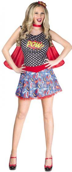 Comic Book Costume ~ $43