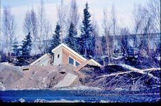 Good Friday 1964 earthquake in Alaska.