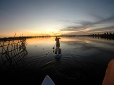 Enjoy the scenery on a stand up paddle board! Wedding Week, Hoi An, Dream Come True, Paddle Boarding, Dreaming Of You, Vietnam, Scenery, Activities, Outdoor