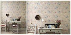 Larkspur Slate/Russet från William Morris & Co