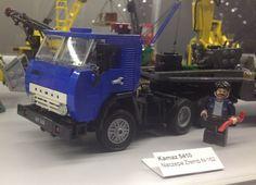 Lego Kamaz