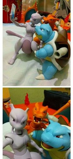 Pokémon Selfie