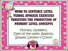 What is Developmental Apraxia/ Childhood Apraxia of Speech