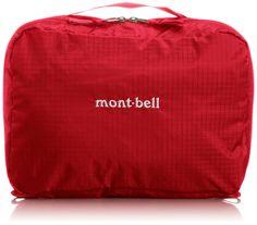 Amazon.co.jp: [モンベル] mont-bell トラベルキットパック L 1123672 SURD (SURD): シューズ&バッグ:通販