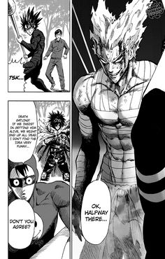 Read manga Onepunch-Man 082 - All-out online in high quality