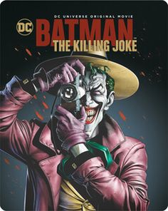 Batman: The Killing Joke - Zavvi Exclusive Steelbook: Image 11