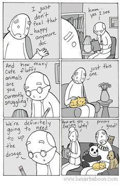 """Wholesome Comics For Anyone Craving Some Warm & Fuzzy - Funny memes that """"GET IT"""" and want you to too. Get the latest funniest memes and keep up what is going on in the meme-o-sphere. Funny Cartoons, Funny Comics, Funny Memes, Funny Gifs, Jokes, Funny Cute, Hilarious, Jagodibuja Comics, The Awkward Yeti"""