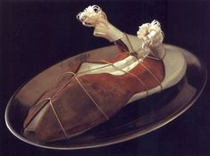 Meret Oppenheim, My Governess, 1936