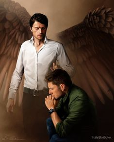 """""""Angels are Watching Over You"""" by littleSkribbler 