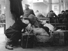 Robert Doisneau   //   Sleeping boy. Paris 1950s. (  http://www.gettyimages.co.uk/detail/news-photo/paris-news-photo/121512451
