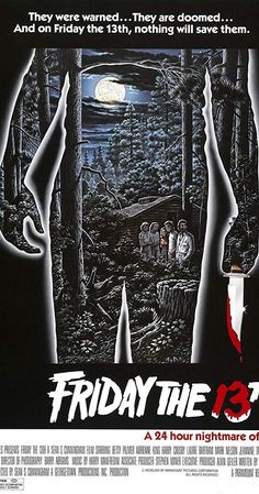 The Complete Safety Guide For Women Camping Alone Horror Movie Posters, Horror Movies, Adrienne King, Friends Tv Quotes, Android, Funny Movies, 80s Movies, Iconic Movies, Toddler Girls
