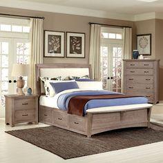 Chambers 4 Piece Queen Storage Bedroom Set $2099 On Sale