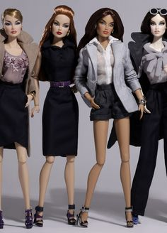 Fashion Royalty ~ The High-end Fashion Doll line that every collector is talking about!