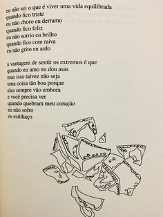 Poetry Text, Portuguese Quotes, Good Energy, Love Life, Me Quotes, Texts, Mindfulness, Notes, Quizes