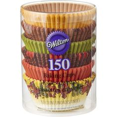Wilton Fall Baking Cups, 150-Pack ** Review more details here : Baking Tools and Accessories