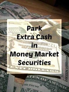 Short term money market definition