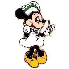 nurse Minnie Mouse