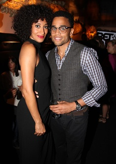 AWI❤: Tracee Ellis Ross | Michael Ealy
