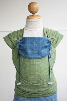 gorgeous hand woven wrap!   BaBy SaBye Wrap Mei Tai sling handwoven twoside WITH by BaBySaBye, $58.00