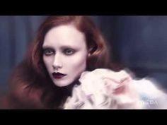 Behind the Scenes: Aveda AW 2014 Romantic Grandeur Collection