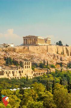 Kurztrip Athen für 104 Euro #athen #greece #citytrip #cheap