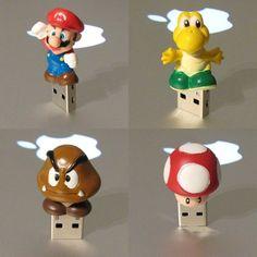 Super Mario World USB