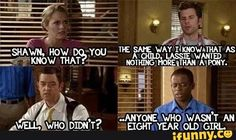 Everything about psych is hilarious :D Psych Memes, Psych Tv, Psych Quotes, Movie Quotes, Funny Quotes, Memes Humor, Best Tv Shows, Best Shows Ever, Movies And Tv Shows